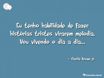 Trechos De Músicas Do Charlie Brown Jr Vícios E Virtudes Fraseado
